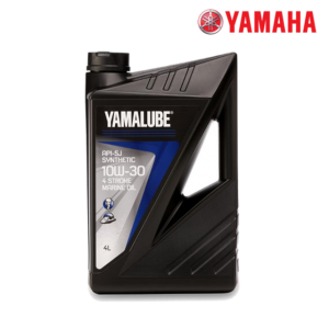 Yamalube Super Synthetic Marine 10W30 4L 4-takt Olie