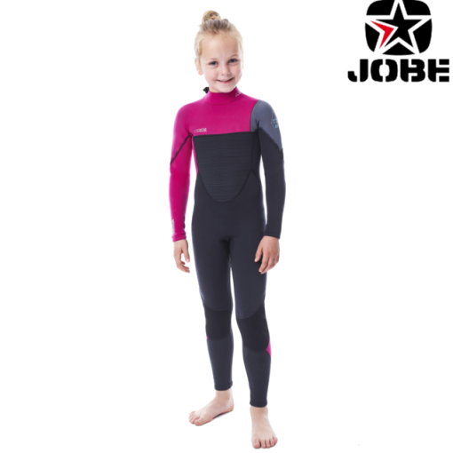 Jobe Boston 3/2mm Roze Kinder Wetsuit