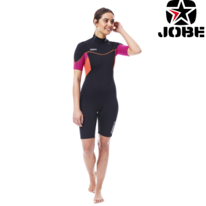 Jobe Sofia Shorty 3/2mm Roze Dames Wetsuit