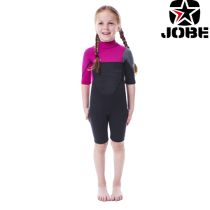 Jobe Boston Shorty 2mm Kinder Wetsuit Roze
