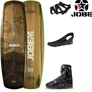 Jobe Reload Wakeboard 144 cm en Drift Bindingen Set